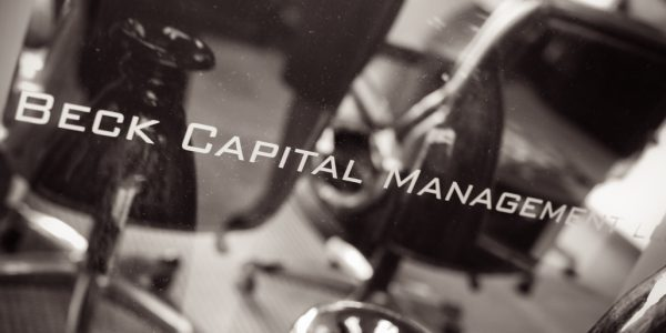 Beck Capital Management - Financial Advisor Services