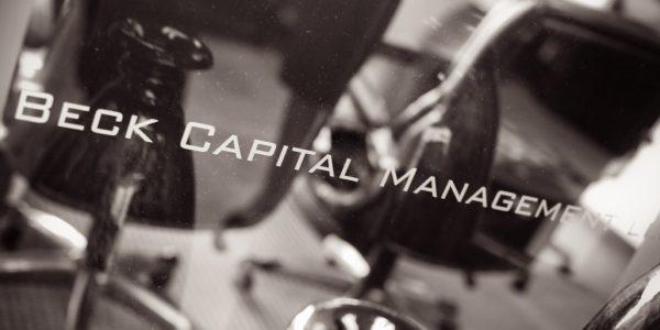 Beck Capital Management - Financial Advisor Services