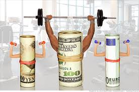 A Strong Dollar, With Interest Rates and Crude Oil in Trading Ranges
